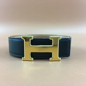 Preowned Hermès 32mm Classic H Size 68 Belt